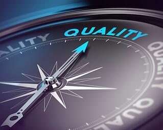Four categories of data quality management