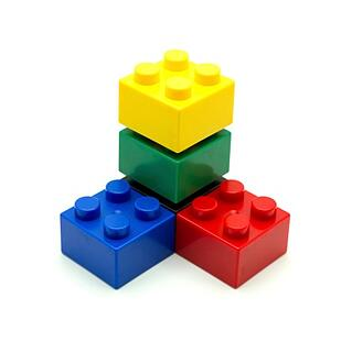 Building software like LEGO blocks